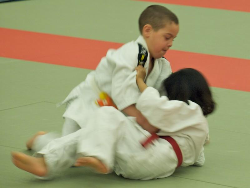 Judo, ook voor de allerkleinsten