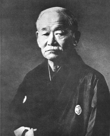 Jigoro Kano San
